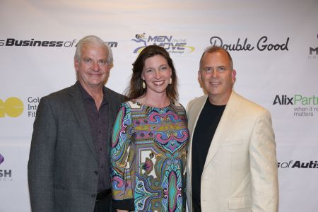 Executive Producer Michael Prounis, Associate Producer Shannon Mackey, Producer & Director Stephen Mackey