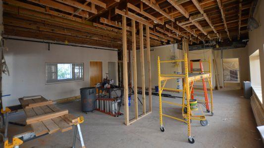 ConstructionWideShotUpstairsProductionArea