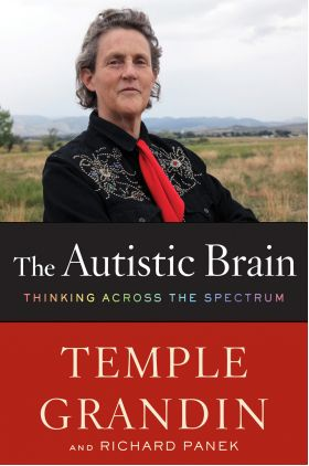temple grandin autistic brain book cover